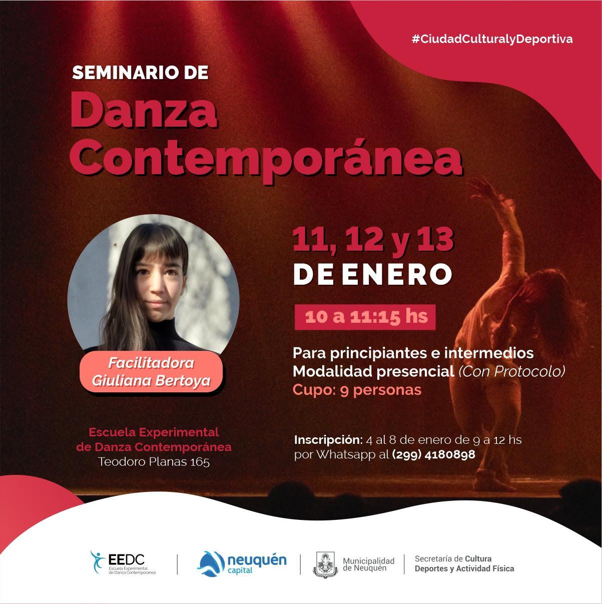 seminario de danza
