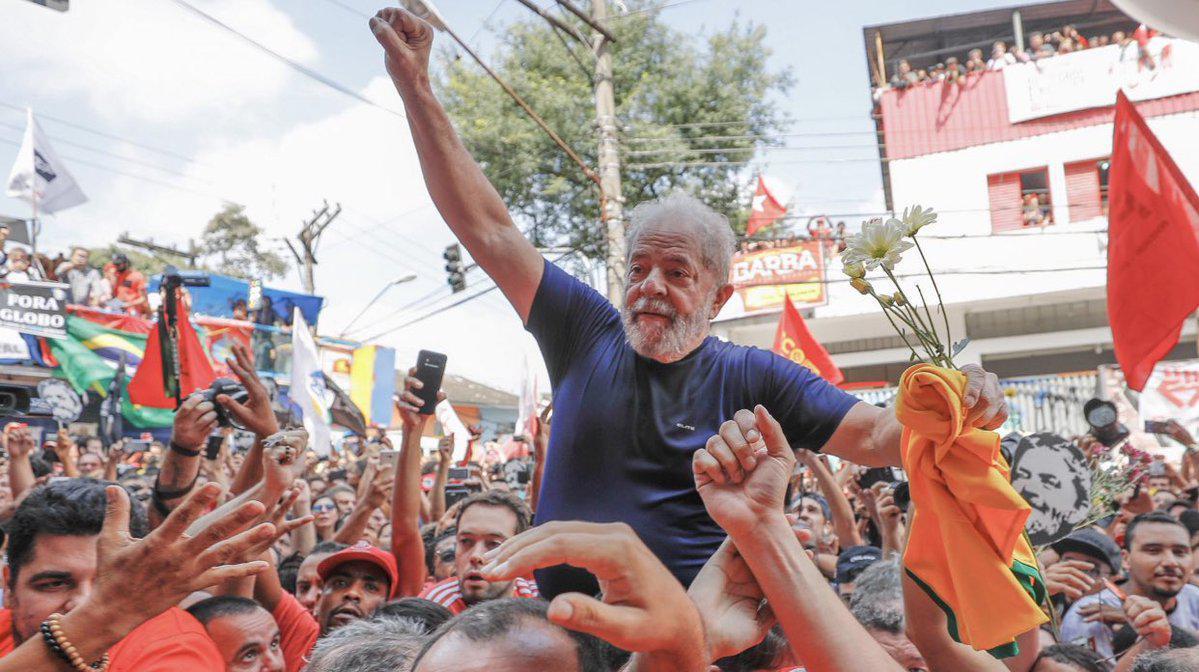 Lula libre 2
