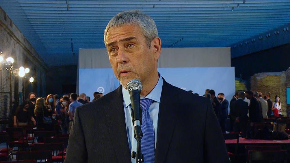 JORGE FERRARESI
