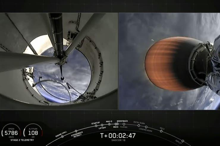 Saocom lanzamiento 5